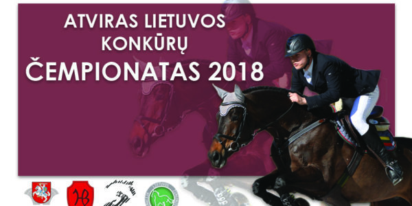Lithuanian Open Show Jumping Championship 2018