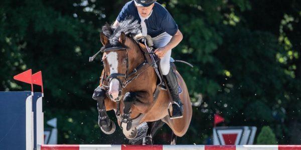 Matas Petraitis showed good results in Poland