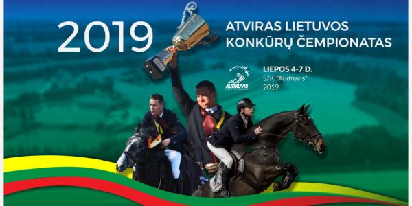 Atviras Lietuvos Konkūrų Čempionatas 2019